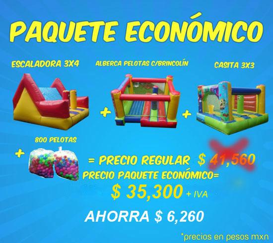 Juegos Inflables A Precios Accesibles Azteca Inflables